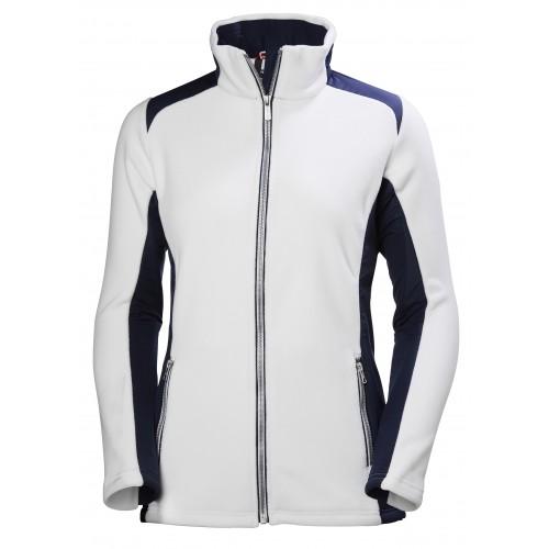 Helly Hansen Dames Fleece Vest Crewline White