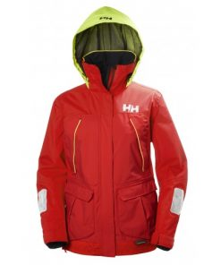 Helly Hansen Dames Zeiljas Pier Alert Red