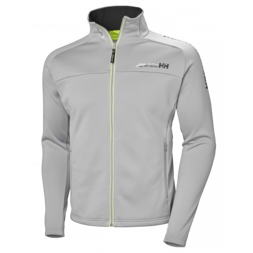 Helly Hansen Heren Fleece Vest HP Silver