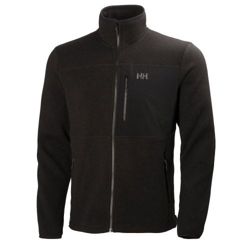 Helly Hansen Heren Fleece Vest November Propile Black