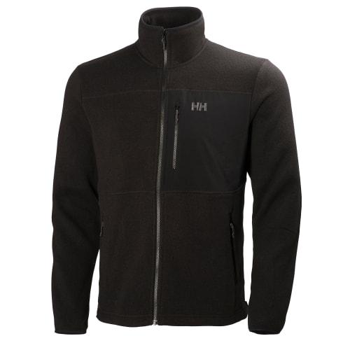 Helly Hansen Heren Fleece Vest November Propile Black