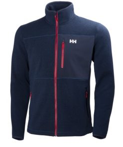 Helly Hansen Heren Fleece Vest November Propile Evening Blue