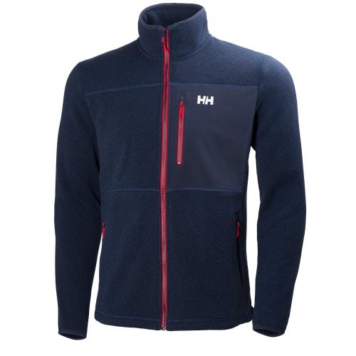 Helly Hansen Heren Fleece Vest November Propile Evening Blue