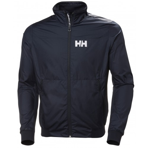Helly Hansen Heren Jas Crew Winterbreaker Navy