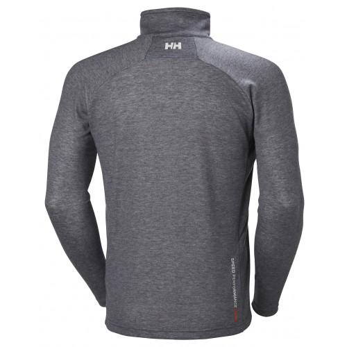 Helly Hansen Heren Pullover HP Charco Grey 1
