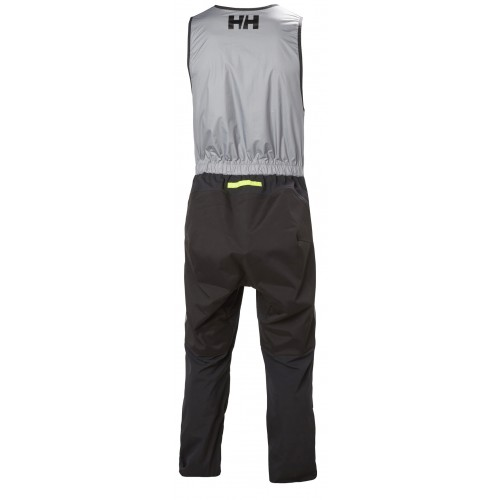 Helly Hansen Heren Zeilbroek Aegir H2Flow Grey 1