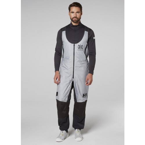 Helly Hansen Heren Zeilbroek Aegir H2Flow Grey 2