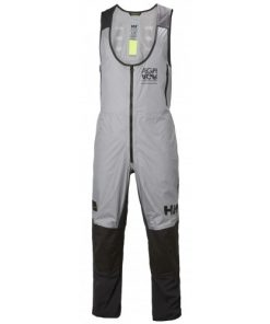 Helly Hansen Heren Zeilbroek Aegir H2Flow Grey