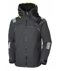Helly Hansen Heren Zeiljas Aegir Grey