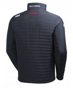 Helly Hansen Heren Crew Softshell Jacket Beluga