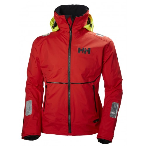 Helly Hansen Heren Zeiljas HP Foil Alert Red
