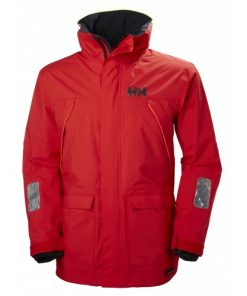 Helly Hansen Heren Zeiljas Pier Alert Red