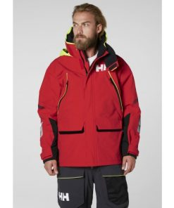 Helly Hansen Heren Zeiljas Skagen Offshore Alert Red 1