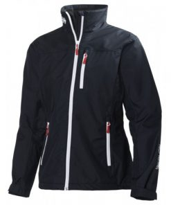 Helly Hansen Jas Crew Jacket Navy