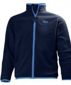 Helly Hansen Jongens Fleece Vest Navy