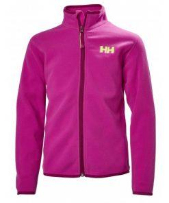 Helly Hansen Meisjes Fleece Vest Pink