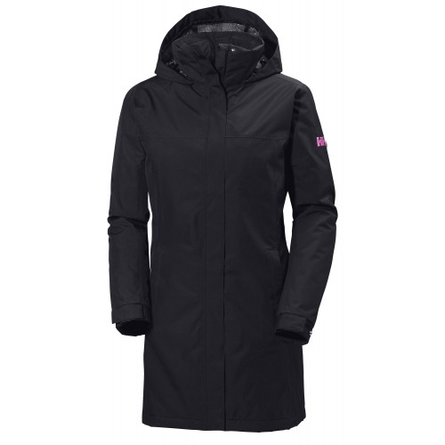 Helly Hansen Winterjas Aden Insulated Graphite Blue