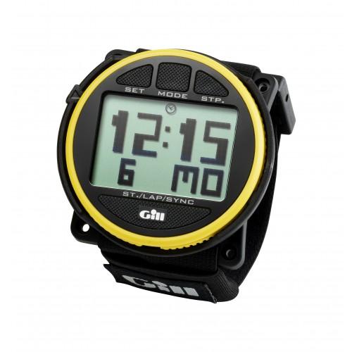 Gill Horloge Regatta Race Timer Geel