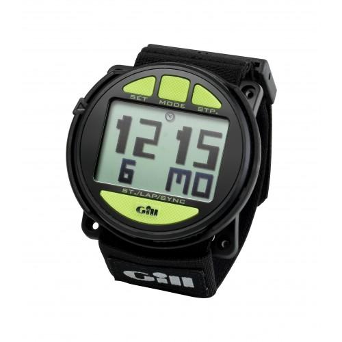 Gill Horloge Regatta Race Timer Zwart-Geel