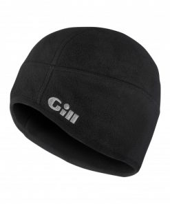 Gill Muts Windproof Fleece Beanie Zwart