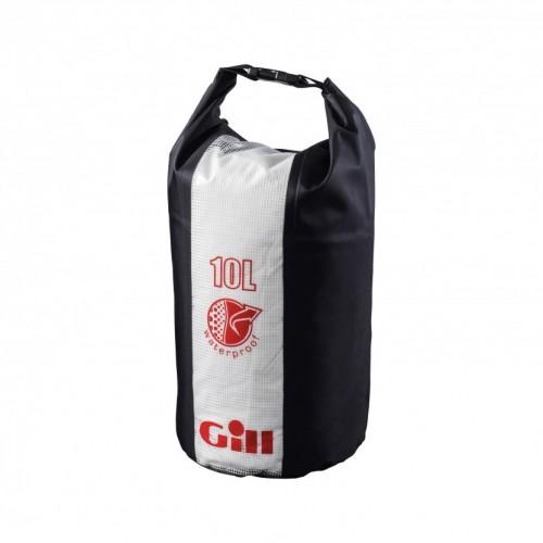 Gill Zeiltas Dry Cylinder Bag 10L Zwart