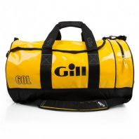 Gill Zeiltas Tarp Barrel Bag Geel