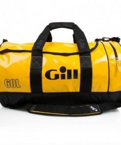 Gill Zeiltas Tarp Barrel Bag Geel