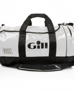 Gill Zeiltas Tarp Barrel Bag Wit