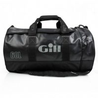 Gill Zeiltas Tarp Barrel Bag Zwart