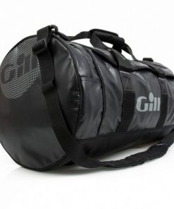 Gill Zeiltas Tarp Barrel Bag Zwart 2