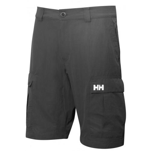 Helly Hansen Heren Korte Broek HH QD Cargo Dark Grey