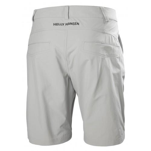 Helly Hansen Heren Korte Broek HP Club Shorts Grey 1