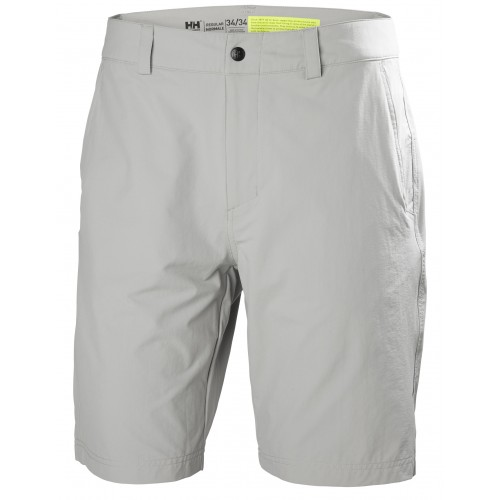 Korte Broek Heren C En A.Helly Hansen Heren Korte Broek Hp Club Shorts Grey Gratis Levering