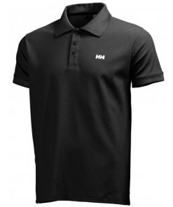 Helly Hansen Heren Polo Driftline Black