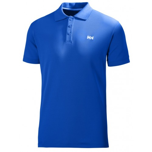 Helly Hansen Heren Polo Driftline Blue