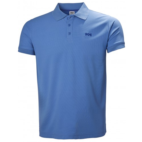 Helly Hansen Heren Polo Driftline Light Blue