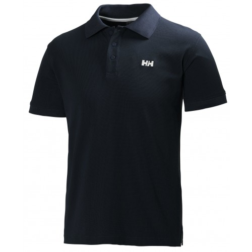 Helly Hansen Heren Polo Driftline Navy