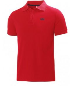 Helly Hansen Heren Polo Driftline Red
