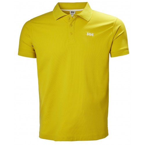 Helly Hansen Heren Polo Driftline Yellow