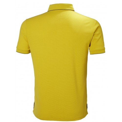 Helly Hansen Heren Polo HP Racing Yellow 1