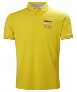 Helly Hansen Heren Polo HP Racing Yellow