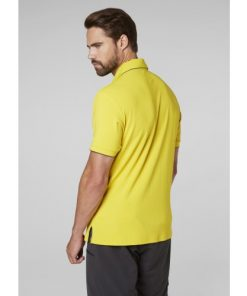 Helly Hansen Heren Polo HP Racing Yellow 3