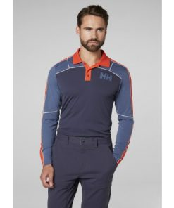 Helly Hansen Heren Polo Lifa Active Graphi