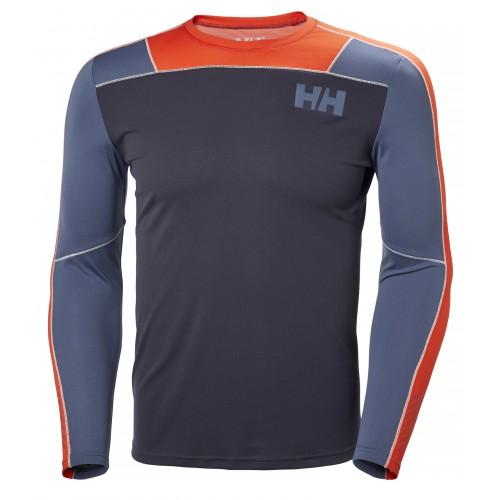 Helly Hansen Heren Shirt Lifa Active Graphi
