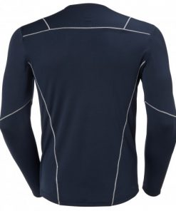 Helly Hansen Heren Shirt Lifa Active Navy 1