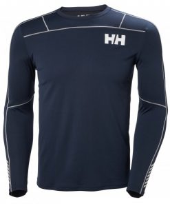 Helly Hansen Heren Shirt Lifa Active Navy