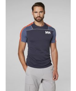 Helly Hansen Heren T-Shirt Lifa Active Graphi