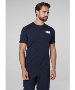 Helly Hansen Heren T-Shirt Lifa Active Navy 2