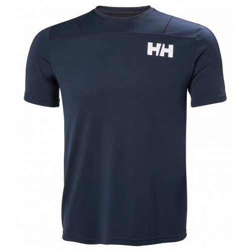 Helly Hansen Heren T-Shirt Lifa Active Navy