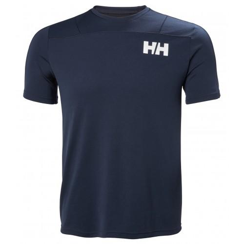 Helly Hansen Heren T-Shirt Lifa Active Navy